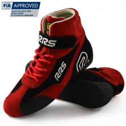 FIA race shoes RRS, red