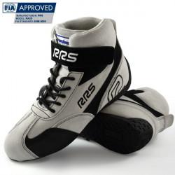 FIA race shoes RRS white