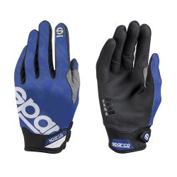 Mechanics' glove Sparco MECA-3 blue