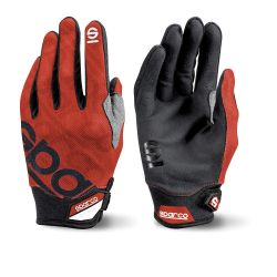 Mechanics' glove Sparco MECA-3 red