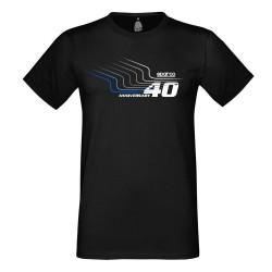 T-shirt Sparco black