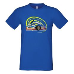 T-shirt Sparco blue