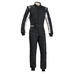 FIA race suit Sparco Sprint RS-2.1 black/white