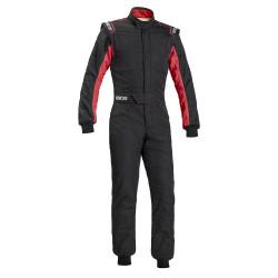 FIA race suit Sparco Sprint RS-2.1 black/red