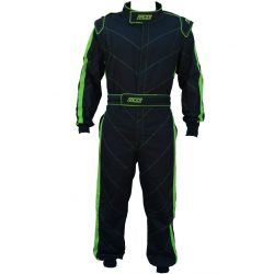 Race suit RACES Start green