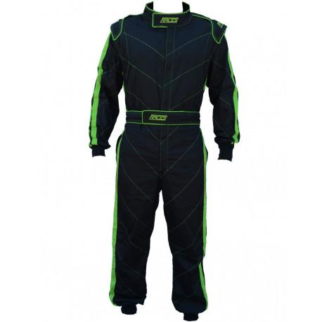 Suits Race suit RACES Start green | races-shop.com