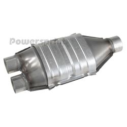 Racing catalytic converter Powersprint 200CPSI 410mm (50,8mm)