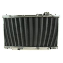ALU radiator for Honda Civic 01-05