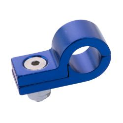 Aluminium line clamp, different diameters