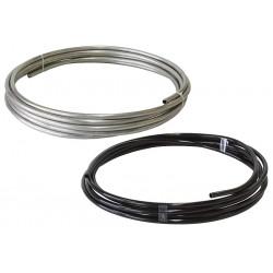 Aluminum hardline tubing AN4 (6,35mm)