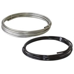 Aluminum hardline tubing AN6 (9,5mm)