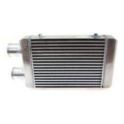 Intercooler FMIC universal 400 x 300 x 76mm asymmetrical