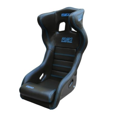 Sport seats with FIA approval FIA sport seat MIRCO RS1 Vynil | races-shop.com