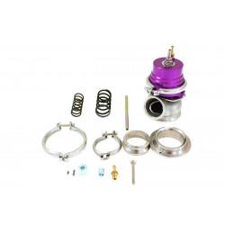Universal external wastegate 60mm, V-band (1,6 Bar)
