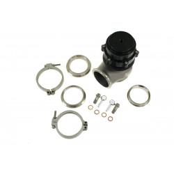 Universal external wastegate 60mm, V-band (2,2 Bar)
