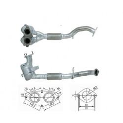 Magnaflow Catalytic Converter for ALFA ROMEO