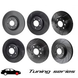 Front brake discs Rotinger Tuning series 1001, (2psc)