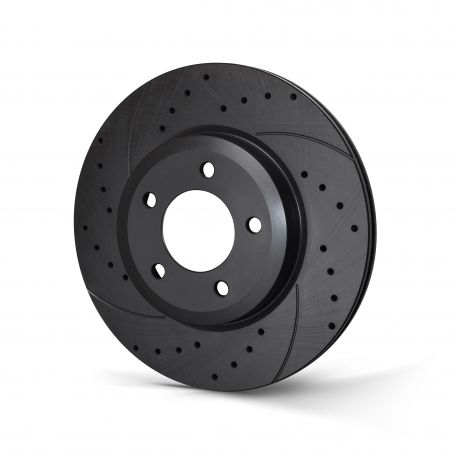 Brake discs Rotinger Rear brake discs Rotinger Tuning series 1033 | races-shop.com