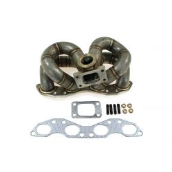 Stainless steel exhaust manifold Nissan SR20DET