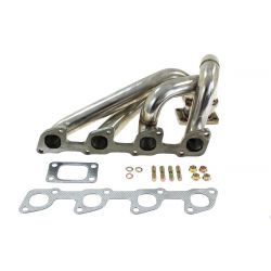Stainless steel exhaust manifold Volvo 200/ 240 2.4