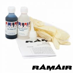 air filter cleaner Ramair