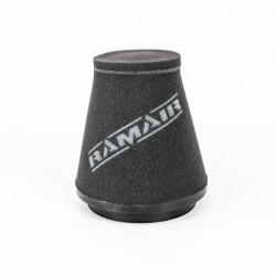 Universal sport air filter Ramair 125mm