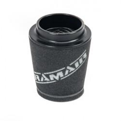 Universal sport air filter Ramair 84mm