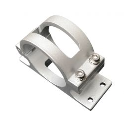 Professional fuel pump mounting bracket - RACES motorsport