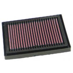 K&N replacement air filter AL-1004, Aprillia