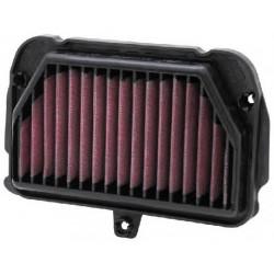 K&N replacement air filter AL-1010R, Aprillia