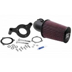 K&N replacement air filter 63-1125, Harley-Davidson