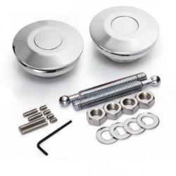 Stainless steel bonnet pins PUSH CLIP Mini