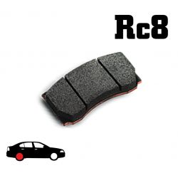 Brake pads CL Brakes 4000RC8R