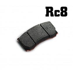 Brake pads CL Brakes 4004T15RC8