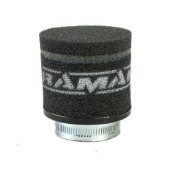 Motorbike foam filter Ramair 34mm