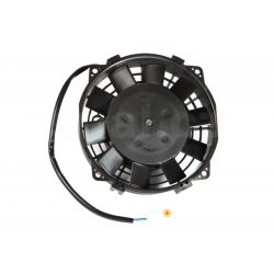 Universal electric fan SPAL 167mm - suction, 24V