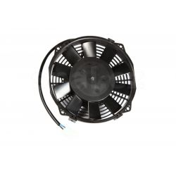 Universal electric fan SPAL 190mm - suction, 24V