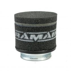 Motorbike foam filter Ramair 43mm