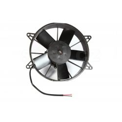 Universal electric fan SPAL 255mm - suction, 24V