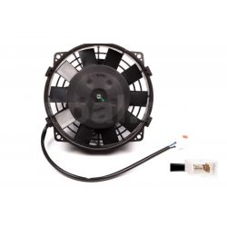 Universal electric fan SPAL 167mm - blow, 12V