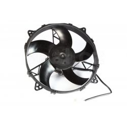 Universal electric fan SPAL 280mm - suction, 12V