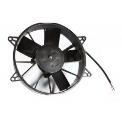 Universal electric fan SPAL 255mm - suction, 12V