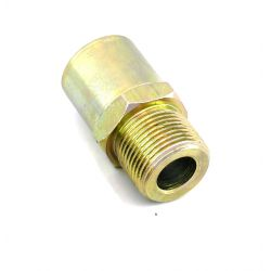 Spare center threaded adapter