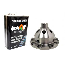 Rear limited slip differential KAAZ (LSD) 1.5WAY MITSUBISHI LANCER EVOLUTION VII (RS), CN9A 4G63, --