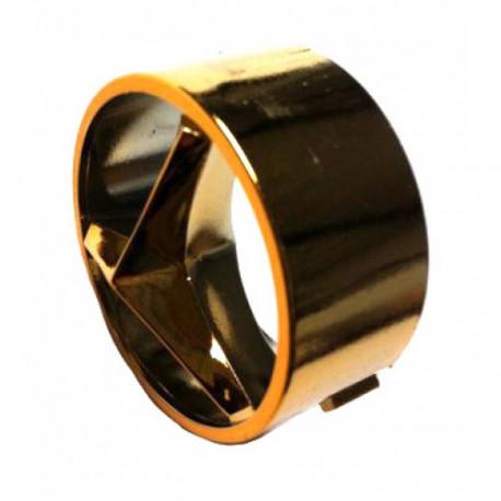 1422-SA002 HKS Super SOV Insert Gold Fin Round Type