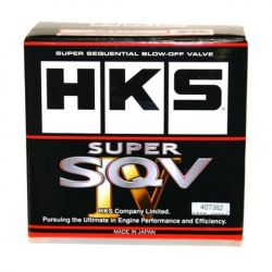 HKS Super SQV 4 BOV - Sequential membrane for Nissan Skyline R35 GT-R (stock intake)