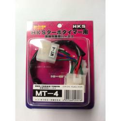 HKS Turbo Timer harness MT-4, Mitsubishi Lancer EVO I-VI