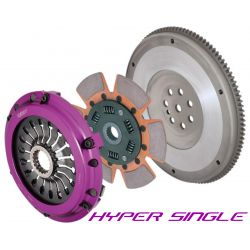 Clutch Kit Exedy Racing Hyper Single Cerametallic, Sprung