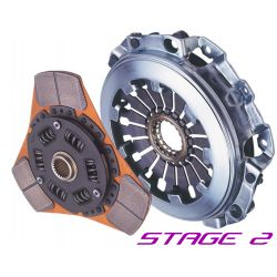 Clutch Kit Exedy Racing Stage 2 Sports Cerametallic, Sprung