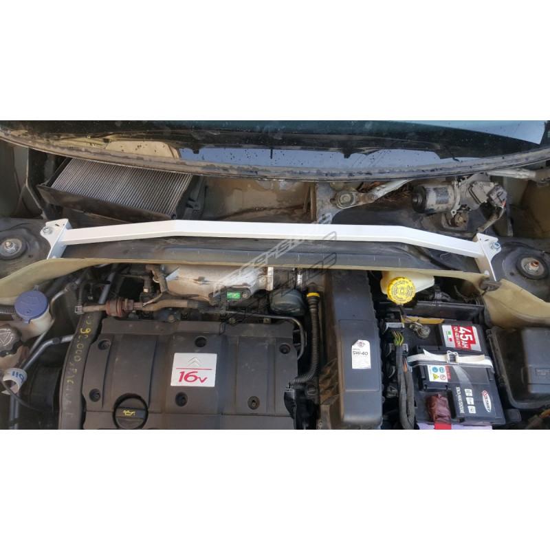 Front Upper strut bar RACES Citroen C2 VTS VTR HDI